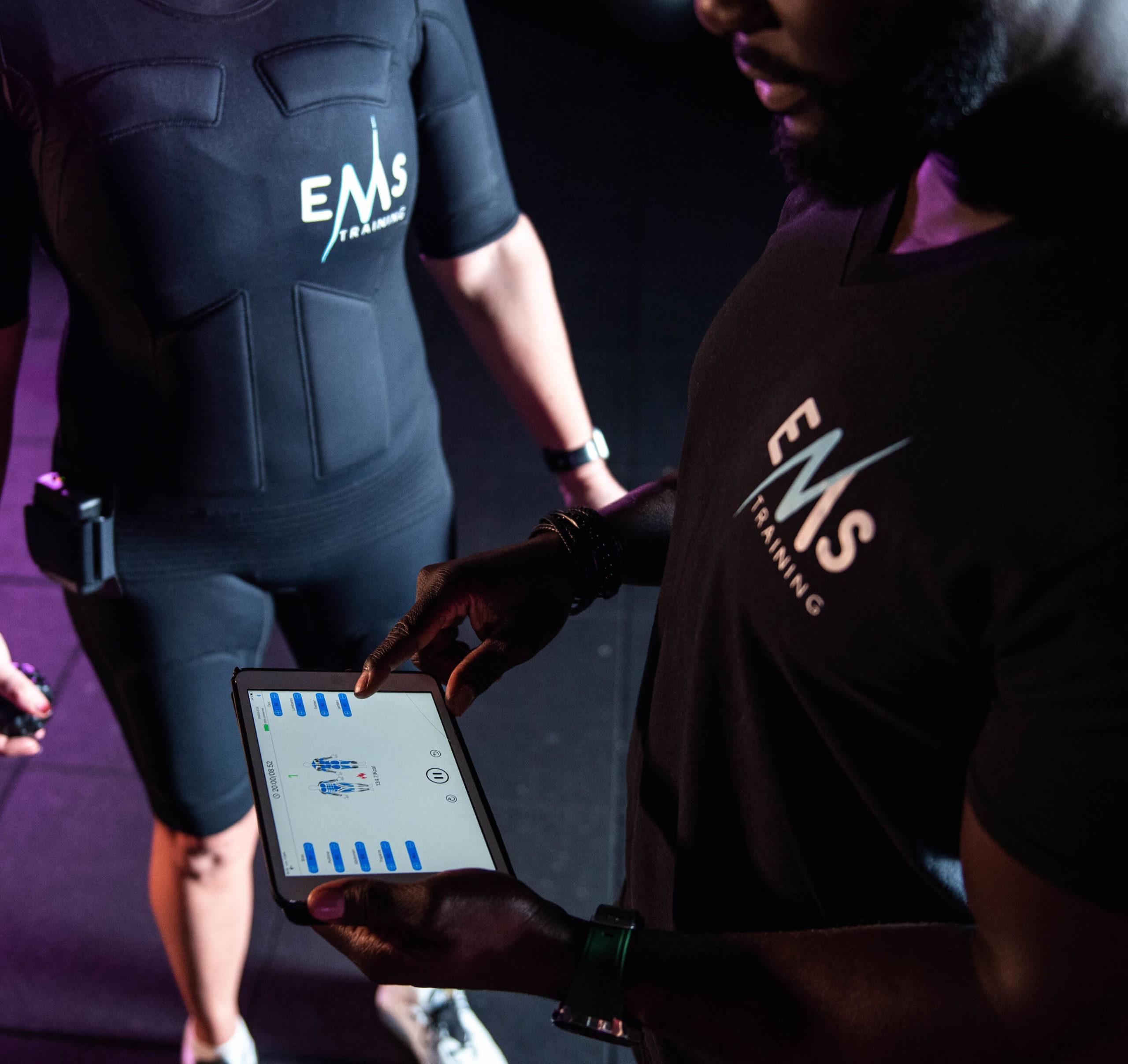 tablette ems